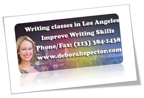 Editing and writing services los angeles