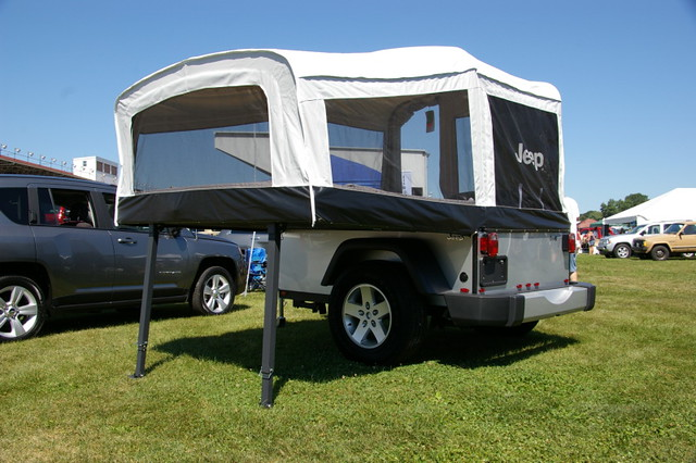 New Tentrax OffRoad Camping Trailer  Savage Camper