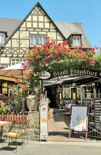 Rudesheim Germany Faungg S Photos Flickr
