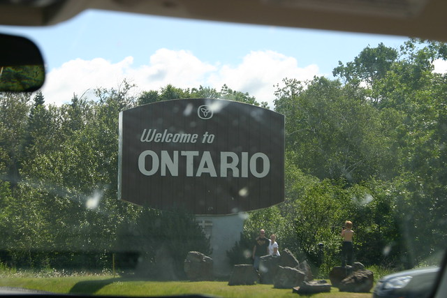 ontario north to south 1