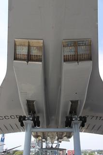 Triebwerke: Tupolew Tu-144