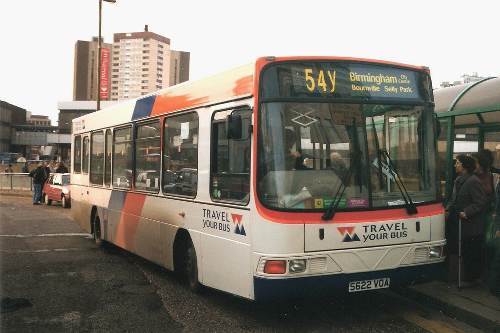 Travel Your Bus Volvo B6le Wright Crusader 622 S622 Voa