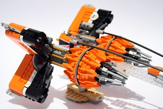 7962 - Sebulba's Podracer Engine from the back | by fbtb