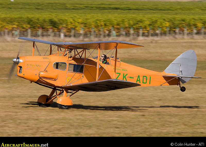 de Havilland DH.83 Fox...
