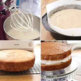 Ginger Cake Glaze Recipe