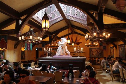 Royal Banquet Hall at Hong Kong Disneyland