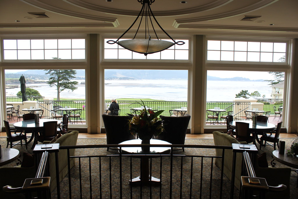 Genial ... The Lodge At Pebble Beach, Monterey | By Corinna Witt