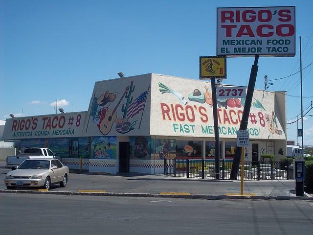 Rigo S Mexican Food Monrovia Ca