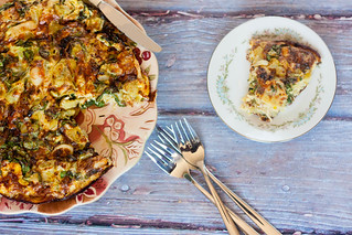 Green Tomato Fritata 3 (1 of 1) | by bell.ab