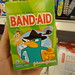 perry the platypus band-aids