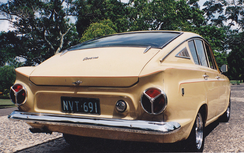 1966 Ford Cortina Fastback | In 1966 the Geelong bodybuildin… | Flickr