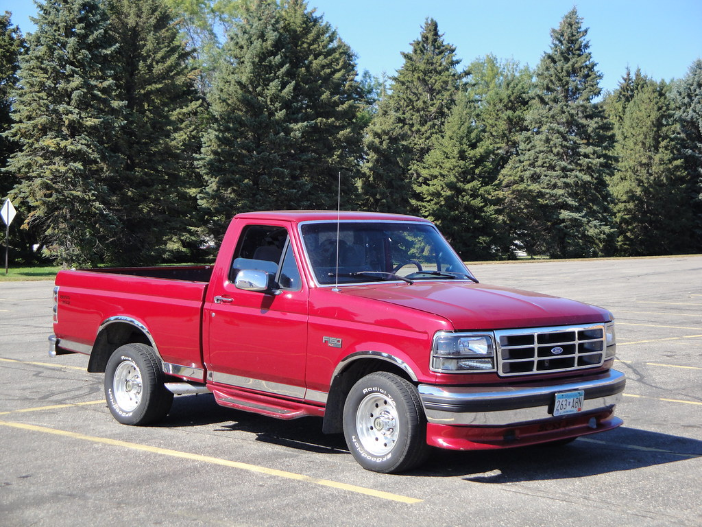 95 ford f 150 pick up by crown star images
