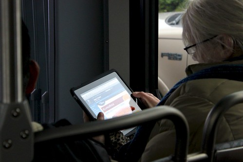 Free Wi-Fi on RapidRide | by Oran Viriyincy
