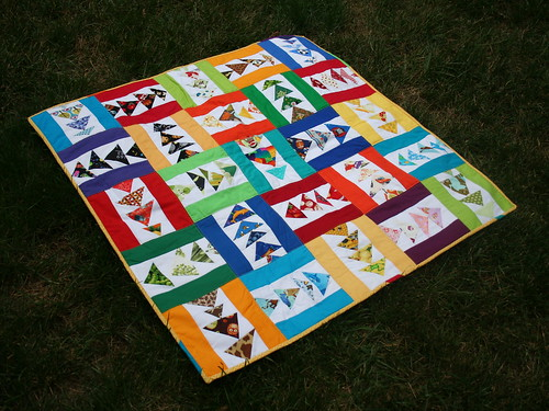 I Spy Flying Geese | by katie@swimbikequilt
