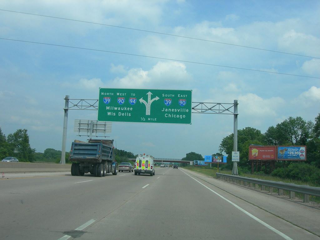 I 39-90-94 Interchange Sign | Madison, Wisconsin | Jimmy ...