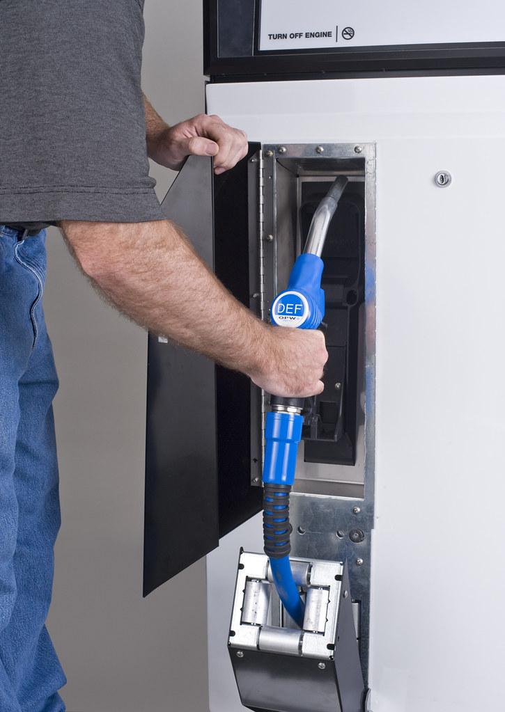Captivating ... Atlas DEF Dispenser   View Of Heating Cabinet U0026 Hose Retractor | By  Gilbarco Veeder