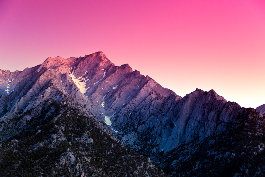 Sierra Sunset | Romain Guy | Flickr