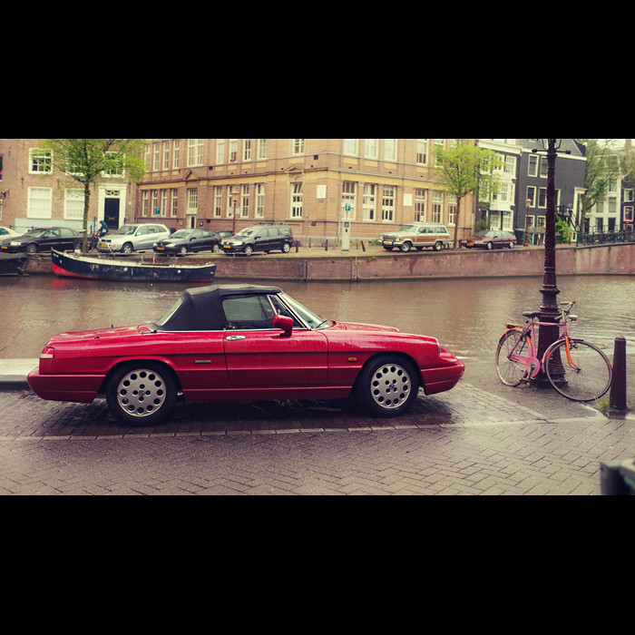 The Alfa Romeo Spider (105/115 Series) Is A
