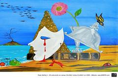 HD Art Painting Surrealismy I & II - NAME.010
