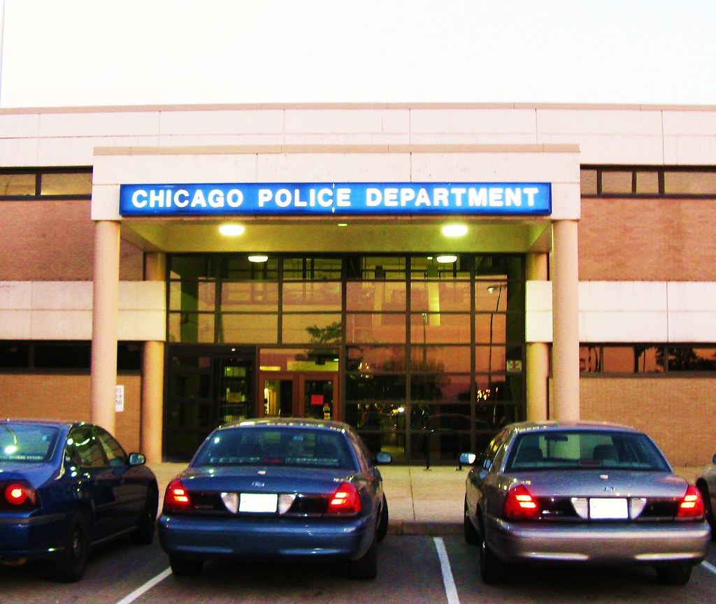 Chicago Police Department Building
