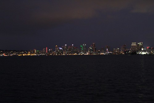 San Diego skyline | by BJSmit
