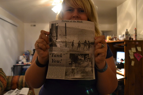 i made the paper(: | by CrazyFascination