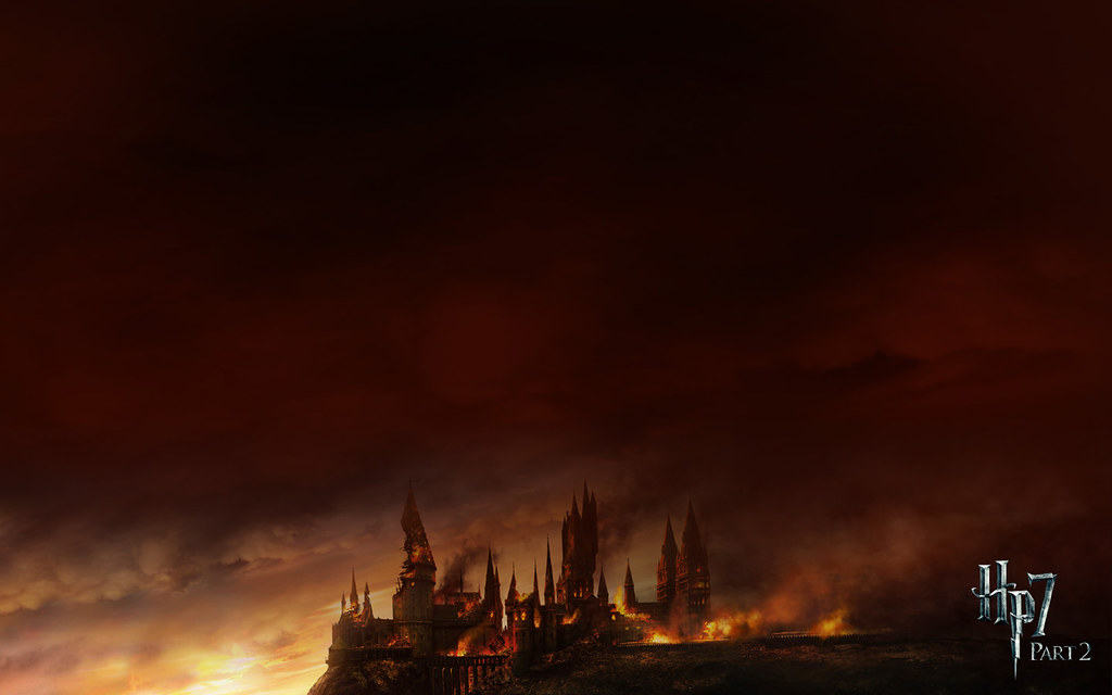 Harry potter and the deathly hallows part 2 wallpaper 10 flickr harry potter and the deathly hallows part 2 wallpaper 10 by harry291 toneelgroepblik Image collections