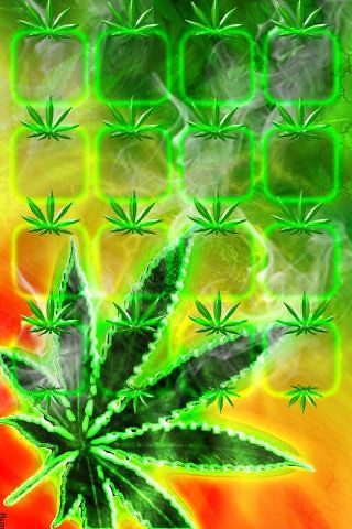 iPhone weed wallpaper | Mad weed home screen wallpaper ...