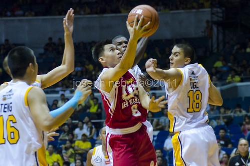 UAAP Season 74: UST Growling Tigers vs. UE Red Warriors, July 17, 2011 | by inboundpass