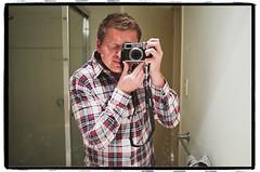 {fuji X100 Selfie} by steve.elmer