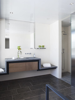 Spacious, modern bathrooms | by PGA_Catalunya_Resort