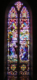 Restoration-St.Francis | by Northern Art Glass