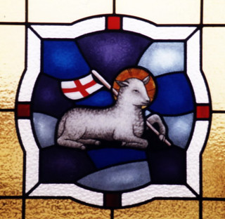 SymbolG.lamb | by Northern Art Glass