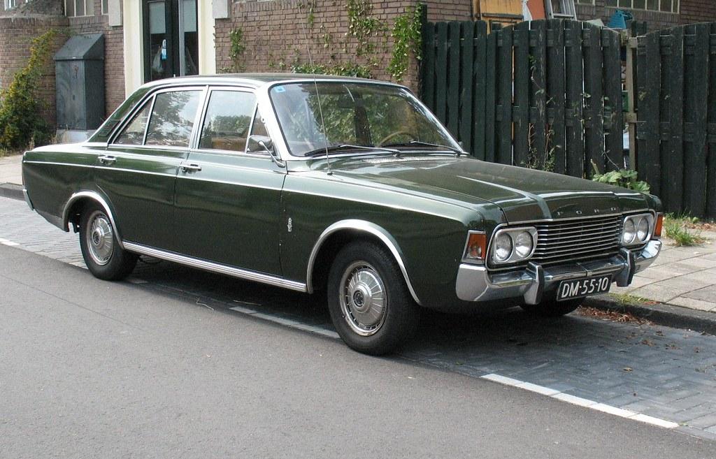 FORD P7b 20M TX 2600S / 26M V6, 1971   V6 2550cc engine, Pro…   Flickr