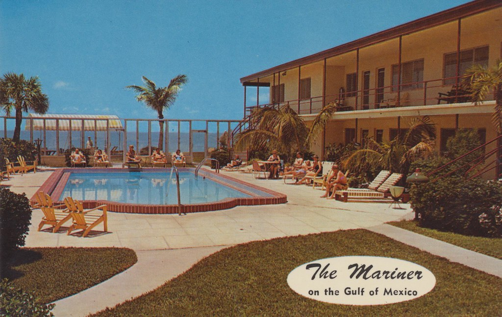 The Mariner - St. Petersburg Beach, Florida