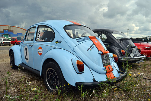vw cox beetle gulf racing voitures exceptions 2011 bourg e flickr. Black Bedroom Furniture Sets. Home Design Ideas