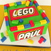 Paul's Lego Cake