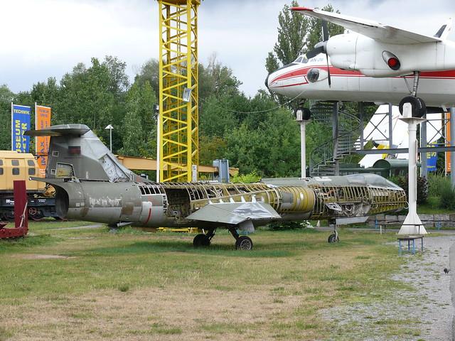 Antonow An-26 und Starfighter
