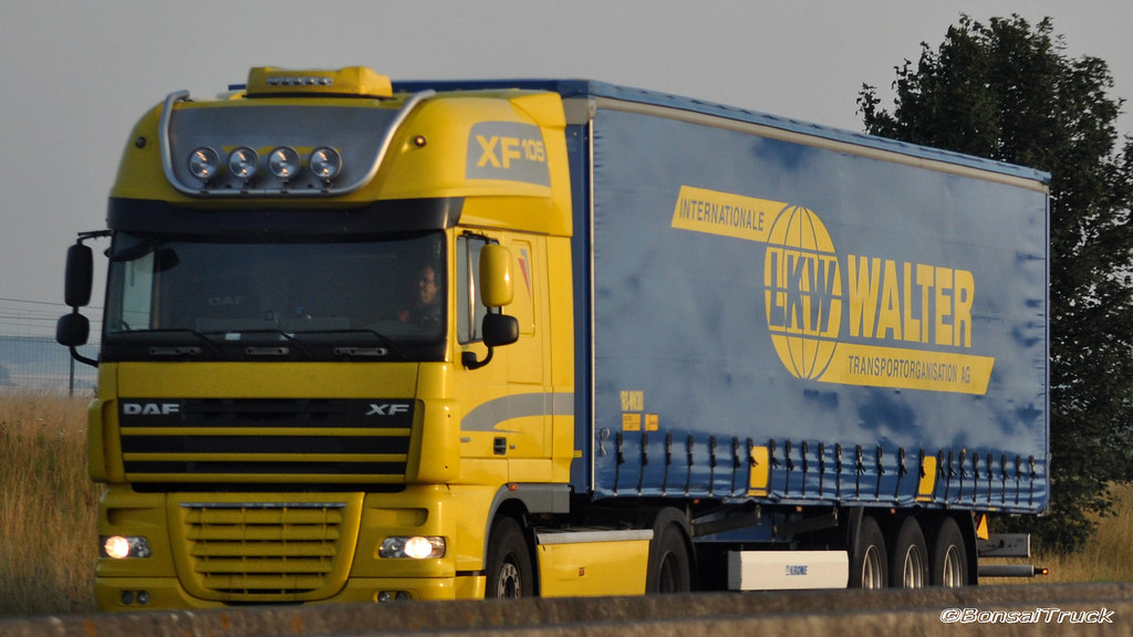 LKW Walter DAF XF 105 SSC  BonsaiTruck  Flickr