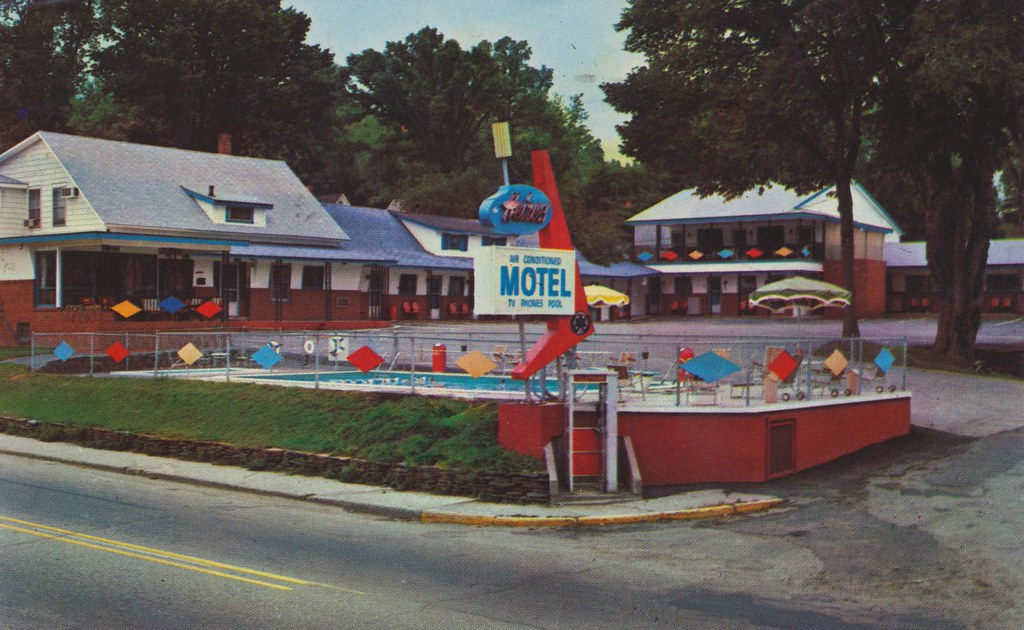 Heiress Motel - Barre, Vermont