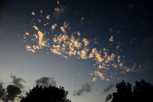 evening clouds | Nikon D90 | by lomostream