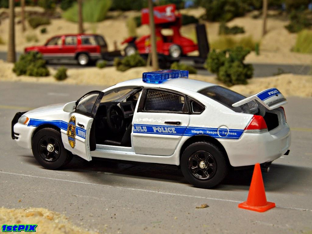 Make A Police Car Birthday Cake