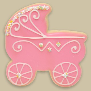 Baby Carriage | by Michael's Cookie Jar