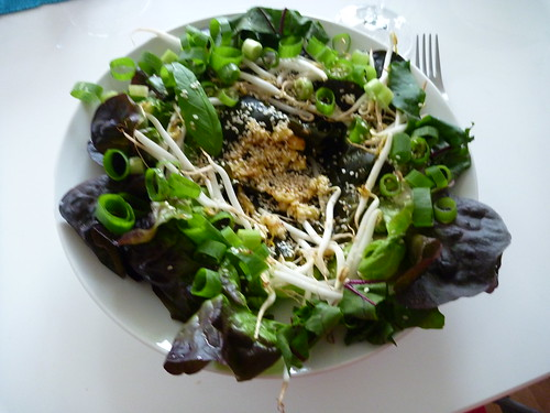 Raw Food Recept Lima Bonen