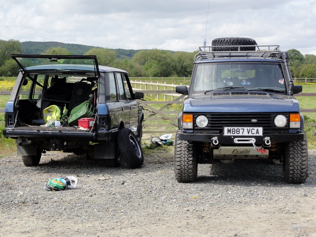 "Range Rover Lifted >> Range Rover's , Std and 2"" Lifted body with 33"" tyres 