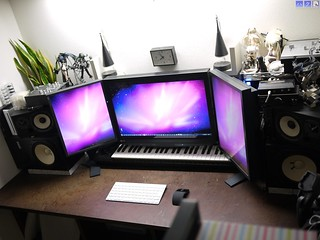Workspace as of 2011/10/2 | by Haku1923