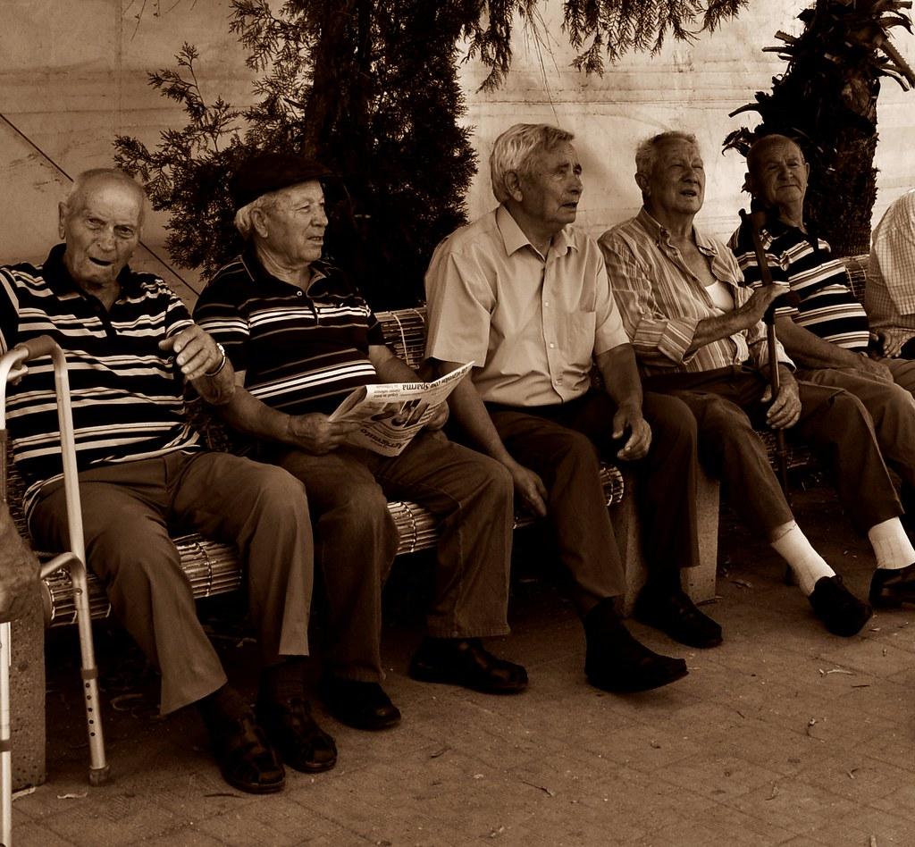old generation