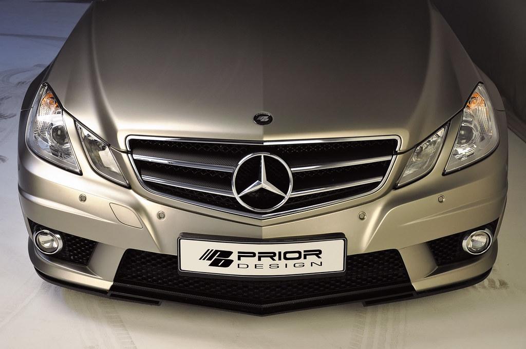 Prior design mercedes benz e class w207 amg prior design for Mercedes benz w207