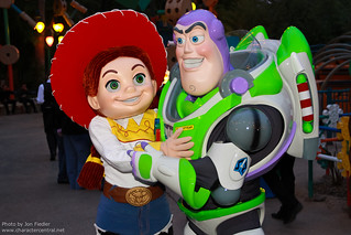 DLP June 2011 - Disney's Dine with the PIXAR Stars | by PeterPanFan