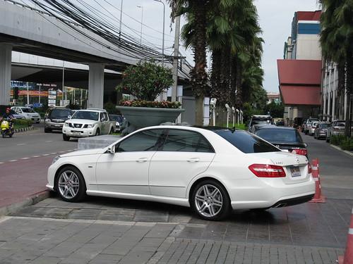 Mercedes benz e350 cgi amg nakhon100 flickr for Mercedes benz e350 forum